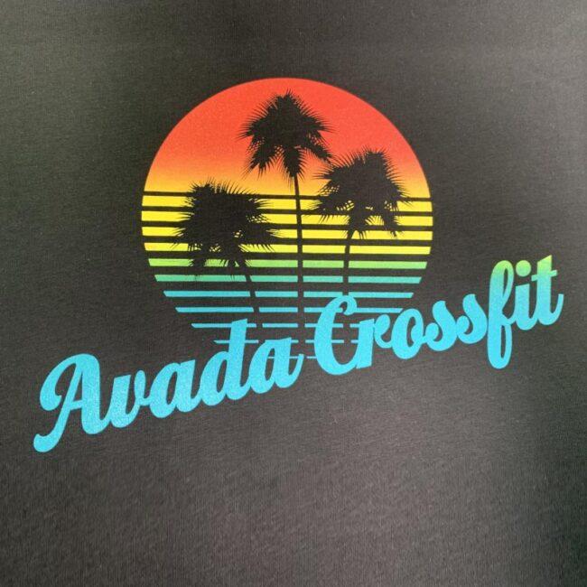 Avada Crossfit T-Shirt