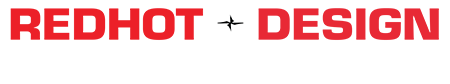 Red Hot Design Logo